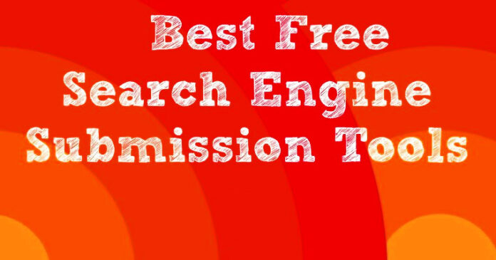 free search engine submission tools