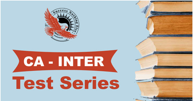CA Inter Test Series