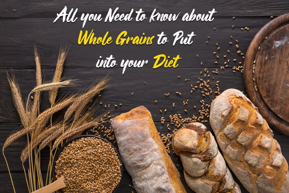 Whole Grains, Whole Grains Health Benefits, Types of Whole Grains, Health, GenMedicare