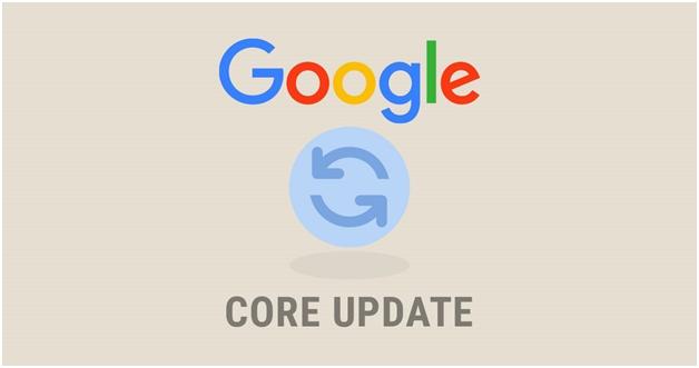 CORE update google July